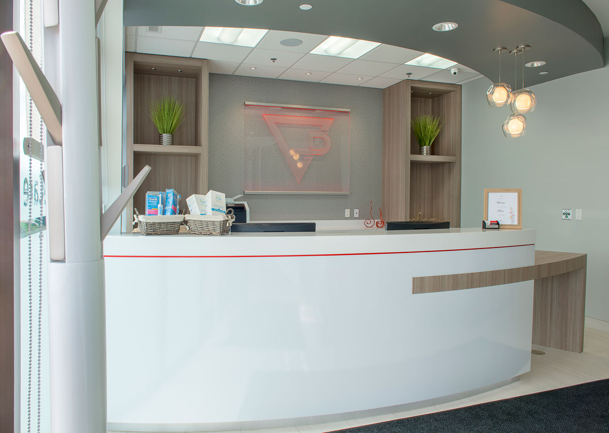 Viva Dental Front Desk