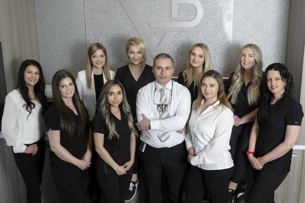 Viva Dental team - Family Dentistry Calgary